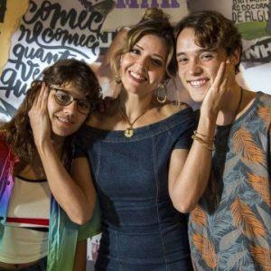 """Todo mundo vai achar que tem uma mãe parecida com a personagem de Mariana Santos em """"Malhação"""""""