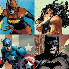 Escolha 5 super-heróis e te diremos para qual lugar você deveria viajar