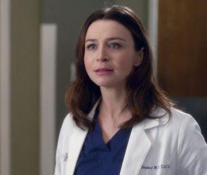 """Em """"Grey's Anatomy"""": Amelia (Caterina Scorsone) se envolve com Link (Chris Carmack) após surto de Owen (Kevin McKidd)"""