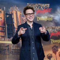 """OMG! James Gunn foi recontratado pela Disney e voltará a dirigir """"Guardiões da Galáxia 3"""""""