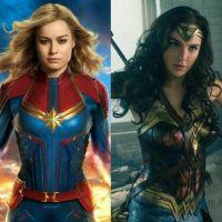 """""""Capitã Marvel"""" ou """"Mulher-Maravilha"""": qual filme de super-heroína deu mais conta do recado?"""