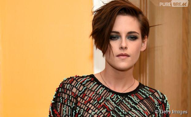 Kristen Stewart anunciou que irá dar um tempo na carreira de atriz