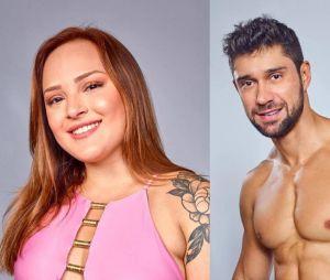 """No """"De Férias com o Ex Brasil"""", Yasmin Alves é ex do Carlos Gopfert"""