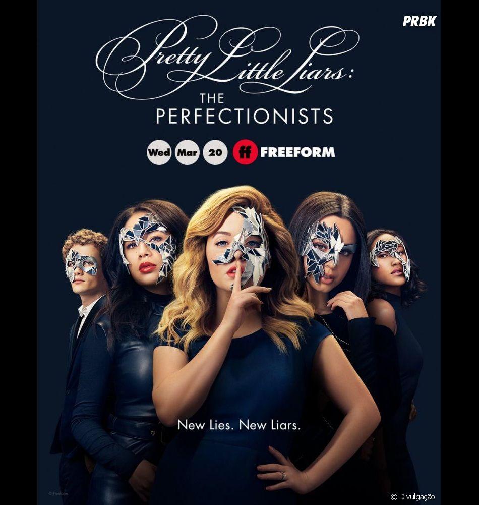 """Teaser do 4º episódio de""""Pretty Little Liars: The Perfectionists"""" mostra que segredo será revelado"""