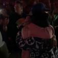 Billie Eilish precisou parar um momento antes de abraçar Justin Bieber