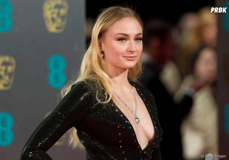 """Sophie Turner,de """"Game of Thrones"""", anuncia que vai dar uma pausa na carreira e que quer explorar outros trabalhos"""