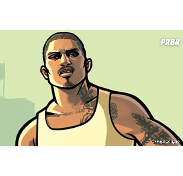 """Voltar a ser o Carl na nova remasterização de """"GTA San Andreas"""""""