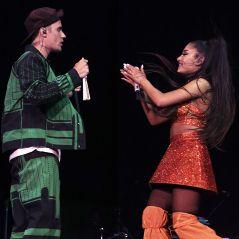 O Justin Bieber não somente fez uma participação no show da Ariana Grande, como PROMETEU álbum novo!