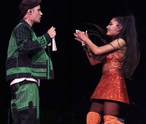 Justin Bieber participou do show da Ariana Grande no Coachella e prometeu álbum novo!