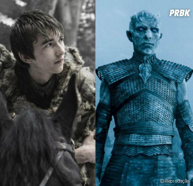 "Final ""Game of Thrones"":7 detalhes que indicam que Bran Stark (Isaac Hempstead Wright) pode ser o Rei da Noite"