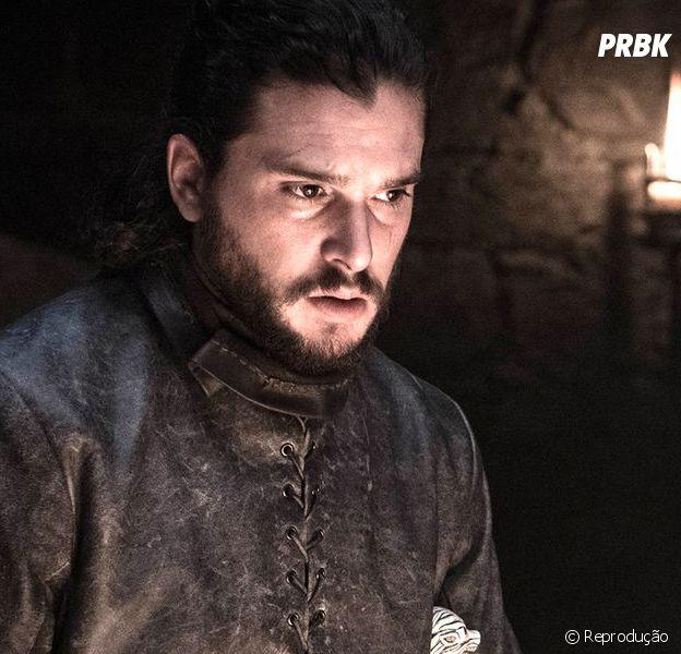 """Kit Harington, o Jon Snow, conta que próximo episódio de """"Game of Thrones"""" é um dos melhores"""