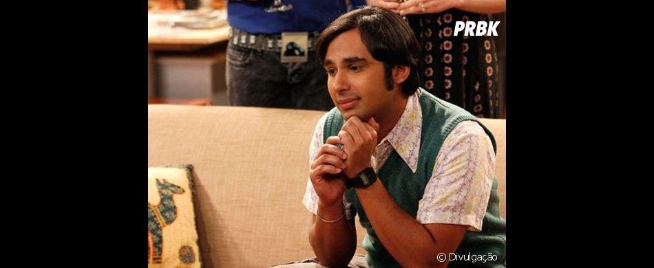 """Kunal Nayyar, o Raj, diz que final de """"The Big Bang Theory"""" terá um final muito feliz"""