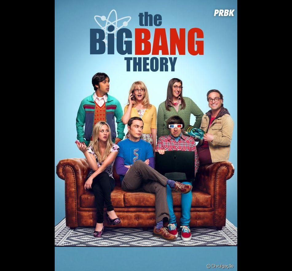 "O final de ""The Big Bang Theory"" será exibido dia 16 de maio"