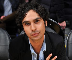 "O ator Kunal Nayyar afirma que o final de ""The Big Bang Theory"" é muito bonito"