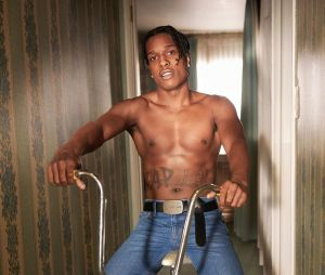 Calvin Klein: A$AP Rocky tirou o nosso fôlego