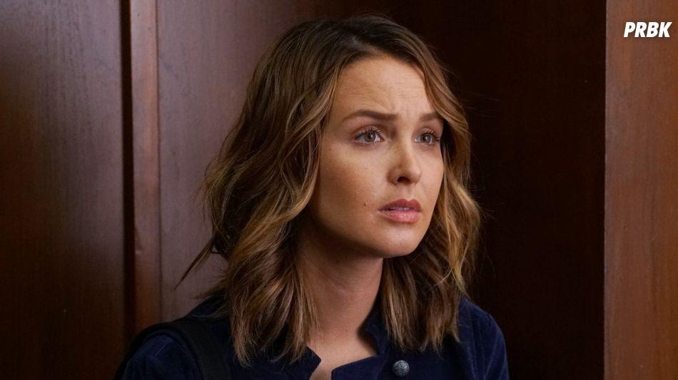 """Jo (Camilla Luddington) conta maior segredo de sua vida em """"Grey's Anatomy"""":"""