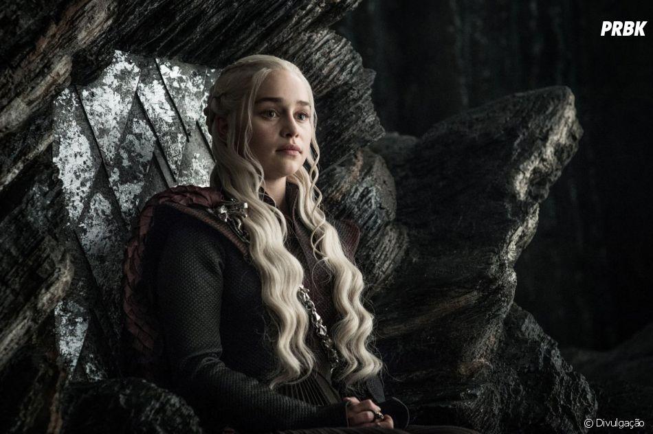 """Ainda não dá para saber o que vai acontecer no último episódio de """"Game of Thrones"""". Palpites?"""