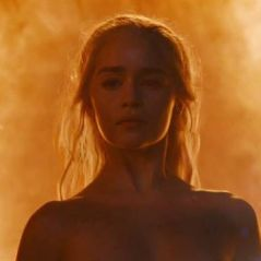 """Emilia Clarke não está muito feliz com o rumo de Daenerys em """"Game of Thrones"""""""