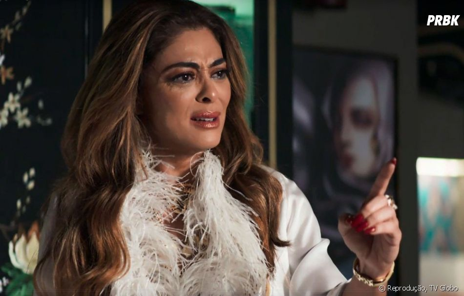 """Novela """"A Dona do Pedaço"""": Maria da Paz (Juliana Paes) ainda vai sofrer na mão de Josiane (Agatha Moreira)"""