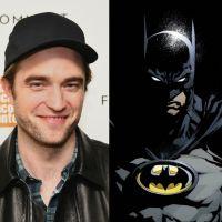 Warner Bros. aprova Robert Pattinson como o novo Batman nos cinemas