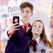 """João Guilherme vai pedir Larissa Manoela em namoro! Mas isso vai rolar em """"As Aventuras de Poliana"""""""