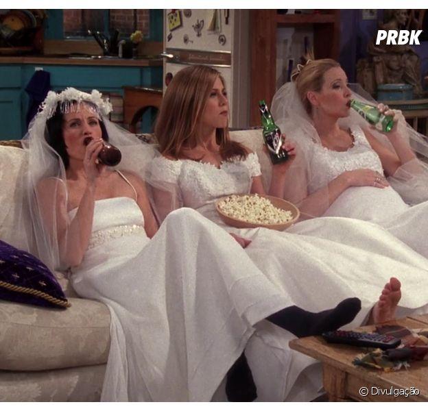 """Esse reencontro das meninas de """"Friends"""" fez nosso coração acelerar"""