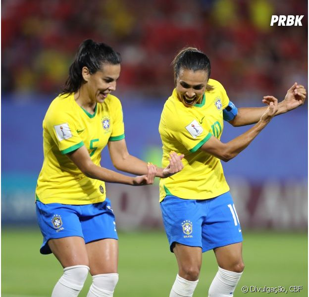 Copa do Mundo Feminina: Brasil vence Itália na última rodada da fase dos grupos