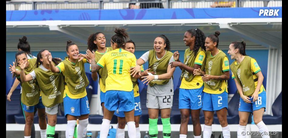 Copa do Mundo Feminina: Seleção Brasileira se classifica nas oitavas de final