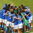 Copa do Mundo Feminina: Brasil vence Itália e Andressinha é um dos destaques da partida