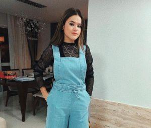 Maisa Silva diz que entende o motivo dos seus pais terem-na privado durante sua vida