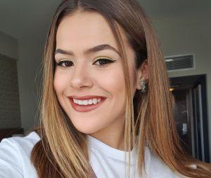 Maisa Silva diz que não dorme com Nicholas Arashiro, por pedido do pai