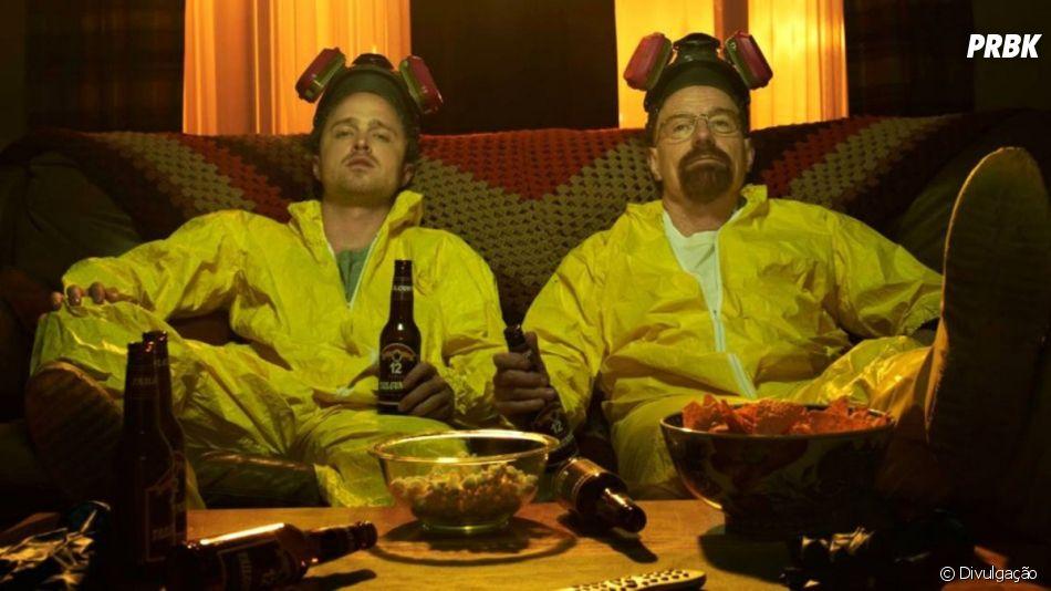"""Atores de """"Breaking Bad"""" também estão criando uma tequila juntos"""