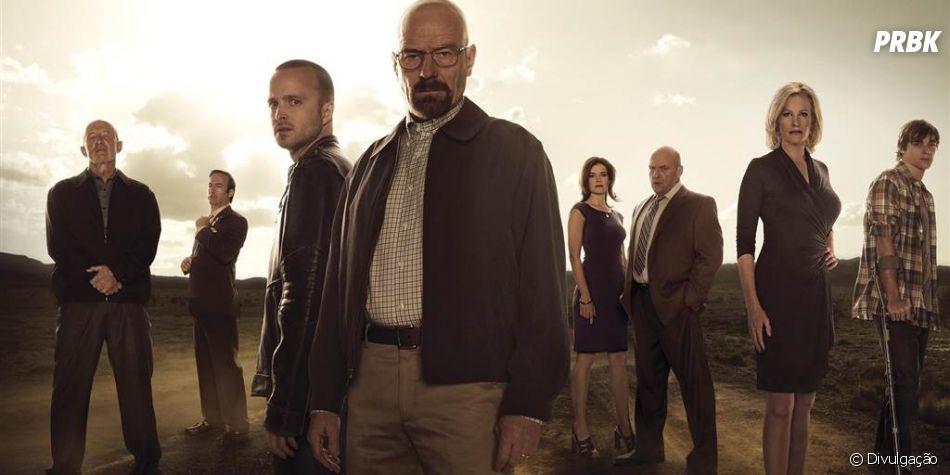 """""""Breaking Bad"""" terá continuação, mas será que os mesmos atores estão envolvidos na história?"""