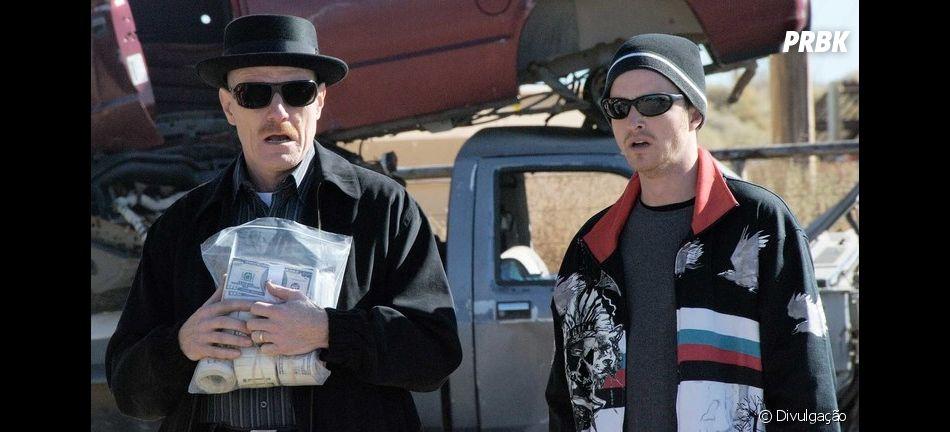 "Fotos de atores de ""Breaking Bad"" quebraram a internet"