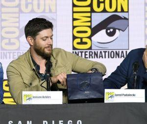 """SDCC: atores de """"Supernatural"""" choram com o final da série"""