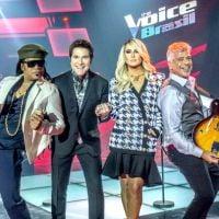 """No """"The Voice Brasil"""": Quais artistas poderiam substituir os atuais técnicos?"""