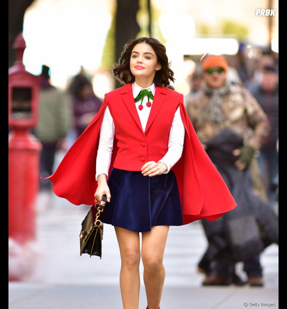 """""""Katy Keene"""": personagem de Lucy Hale sonha em se tornar uma grande estilista"""