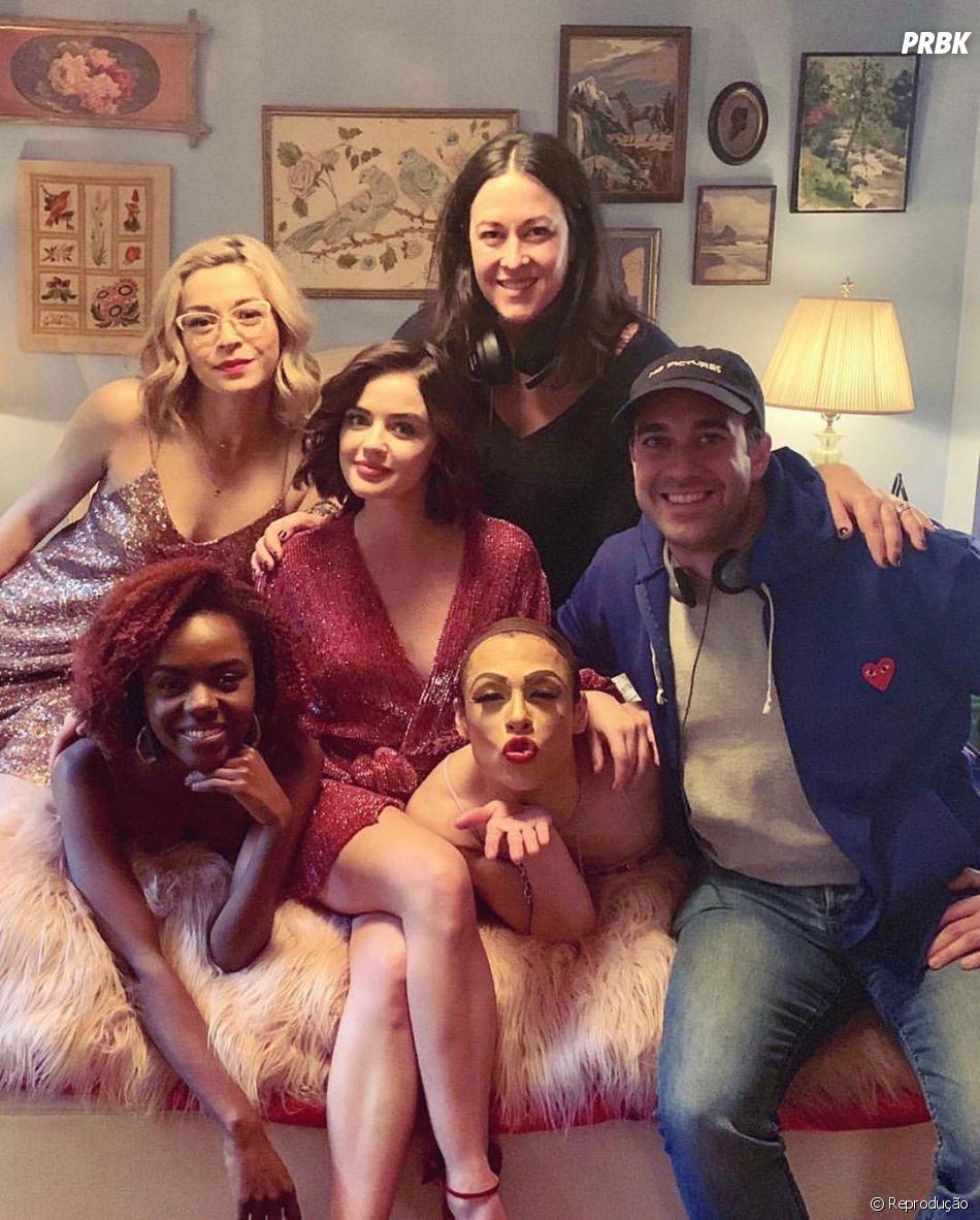 """""""Katy Keene"""": com Lucy Hale, série irá estrear apenas em 2020"""