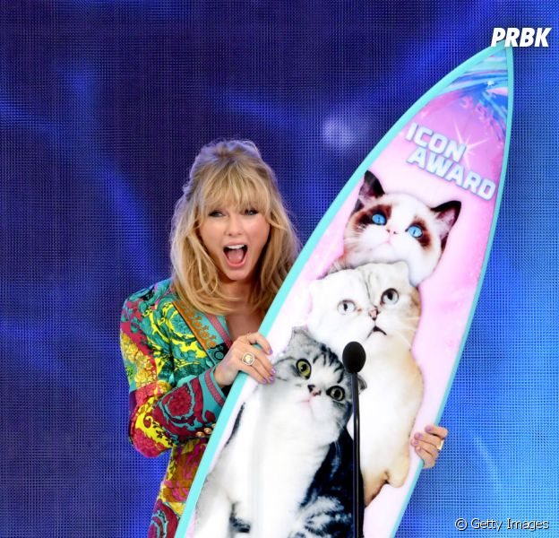 Teen Choice Awards 2019: Taylor Swift é homenageada no prêmio