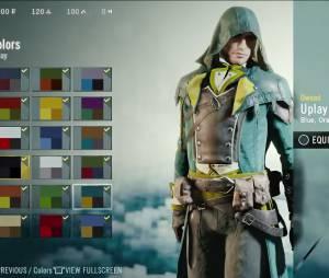 """No game """"Assassin's Creed: Unity"""" é possível costumizar o herói para deixá-lo com o seu estilo"""