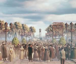 """Novas tecnologais permitem multidões de cinco mil pessoas em """"Assassin's Creed: Unity"""""""