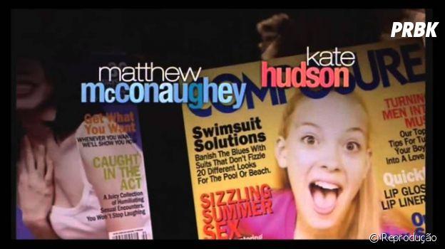 """Katherine Heigl, conhecida por """"Grey's Anatomy"""", estampa a capa da Composure em """"Como Perder um Homem em 10 Dias"""""""