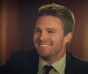 """Stephen Amell conseguiu o final que sempre sonhou para Oliver Queen em """"Arrow"""""""