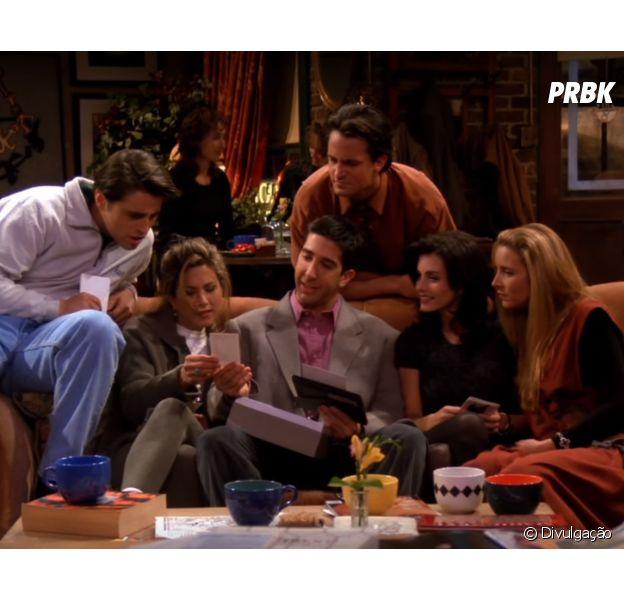 """""""Friends"""" ganha aplicativo com um monte de coisas exclusivas!"""