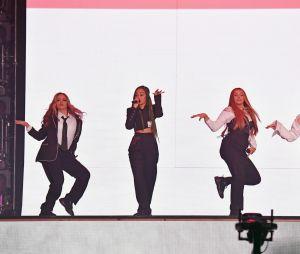Jesy Nelson tinha perdido o prazer de se apresentar com o Little Mix após sofrer ataques
