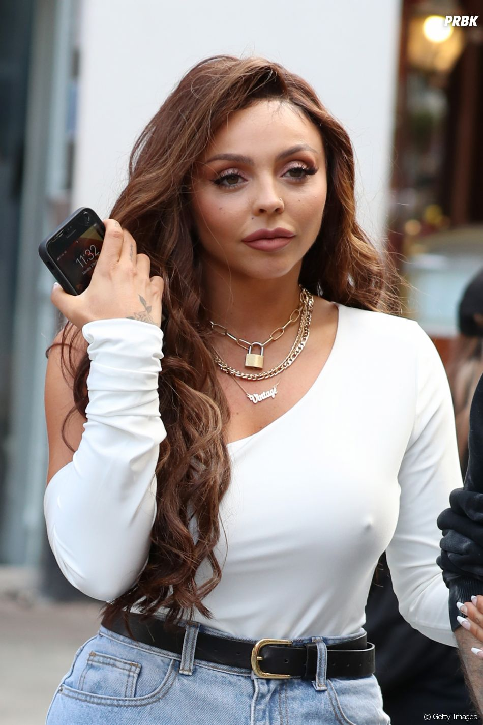 Jesy Nelson, do Little Mix, sofreu com ataques virtuais desde o início do grupo