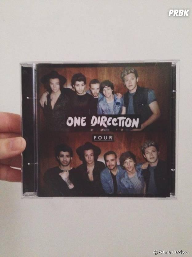 """""""Four"""", do One Direction, começou a ser vendido por engano no Brasil"""