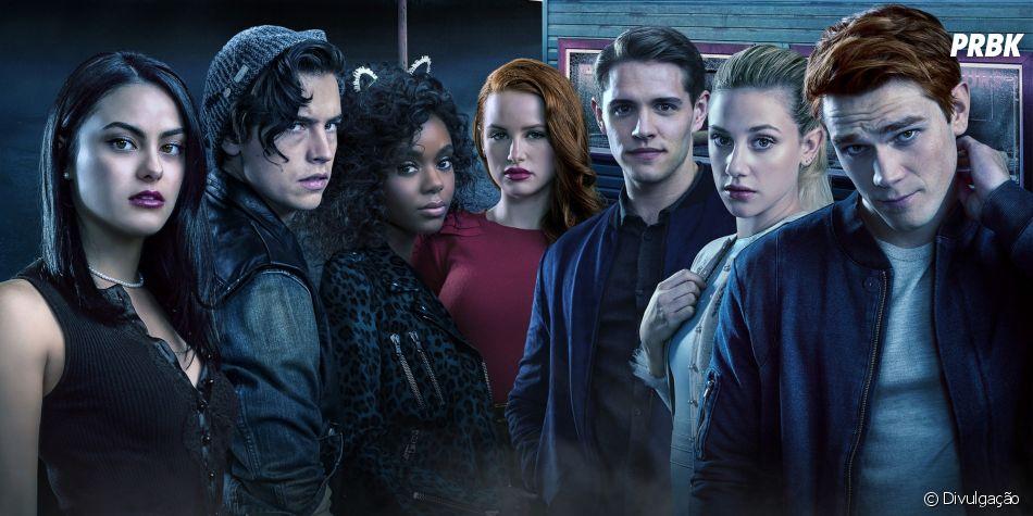 """Riverdale"" ganhará prêmio deInstituto Educacional GLSEN no dia 25 de outubro"