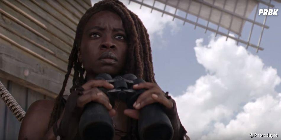 """Sussurradores continuam sendo os maiores vilões de """"The Walking Dead"""""""