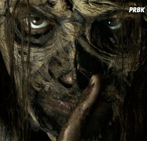 """Sussurradores prometem que o fim do mundo é real em novo teaser da 10ª temporada de """"The Walking Dead"""""""